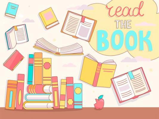 Livros no Aprendizado de uma Nova Língua