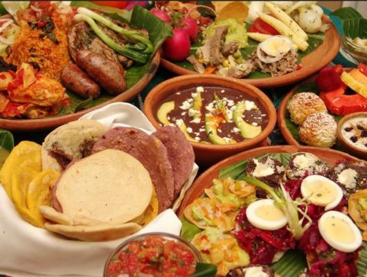 Comidas típicas da Guatemala