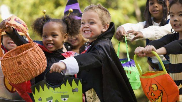 Tradições de Halloween