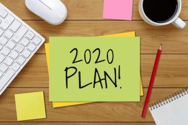 Quais os seus planos para 2020?