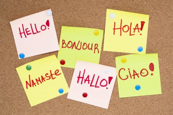 O segredo em aprender um novo idioma